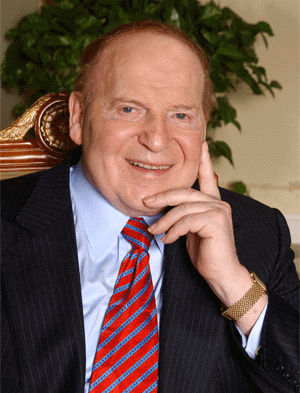 Sheldon G. Adelson – Chairman of The Board